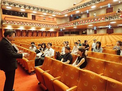 (終了しました)歌舞伎座エコツアー