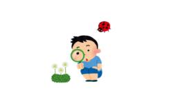 【中止】いきもの発見会(春)