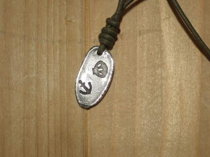 アートクレイシルバー教室~自然モチーフの純銀アクセサリーづくり~