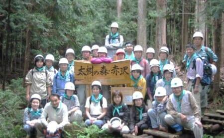【10/16-17】日本三大美林 木曽ヒノキを残そう!森林ボランティア