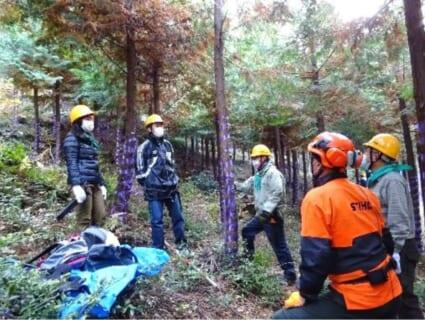 【11/27-28】豊かな森を残そう!森林ボランティアin多賀町・高取山