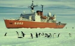 (終了しました)南極を知る
